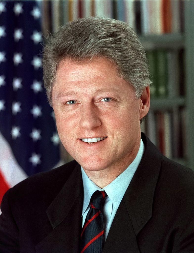 愛着障害だったビル・クリントンのケース