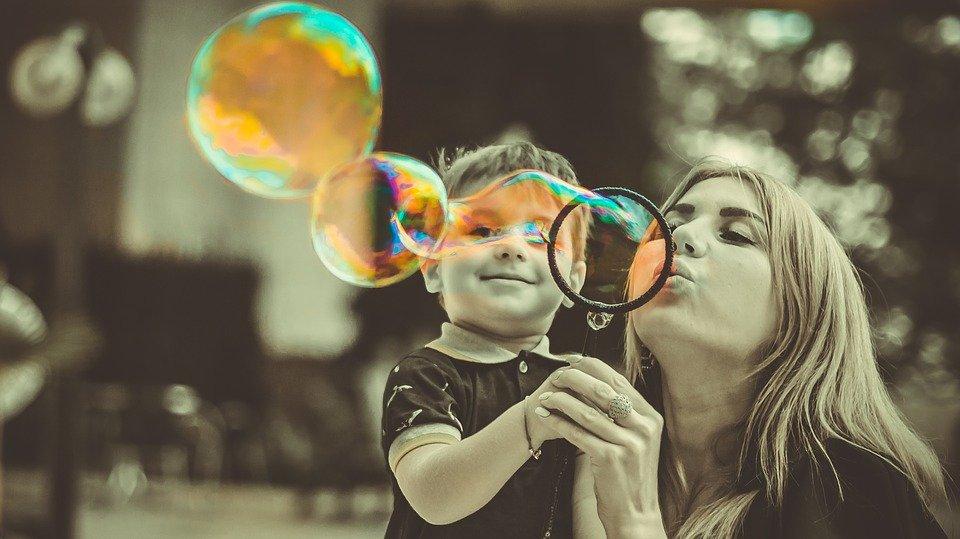 親の果たす二つの役目
